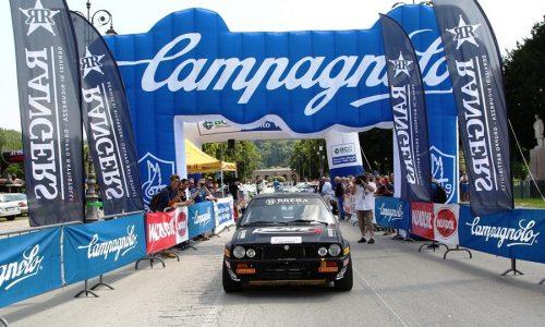15° Rally Campagnolo: le prove e gli orari.