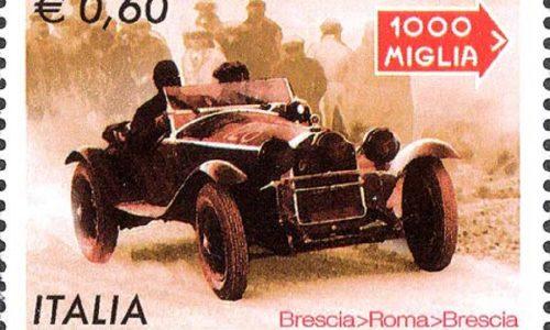 Poste Italiane celebra la Freccia Rossa