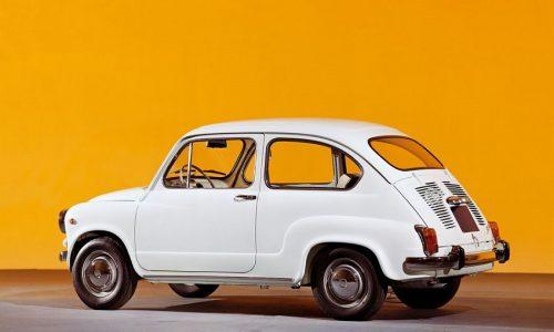 Il libro sulla Fiat 600 e le sue derivate.