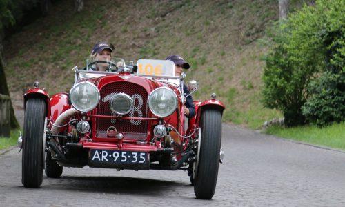 Il fascino contemporaneo della Coppa delle Alpi by 1000 Miglia.