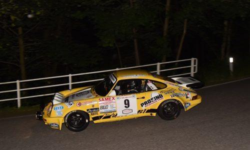Rally Lana Storico: Campionati e Trofei al giro di boa.
