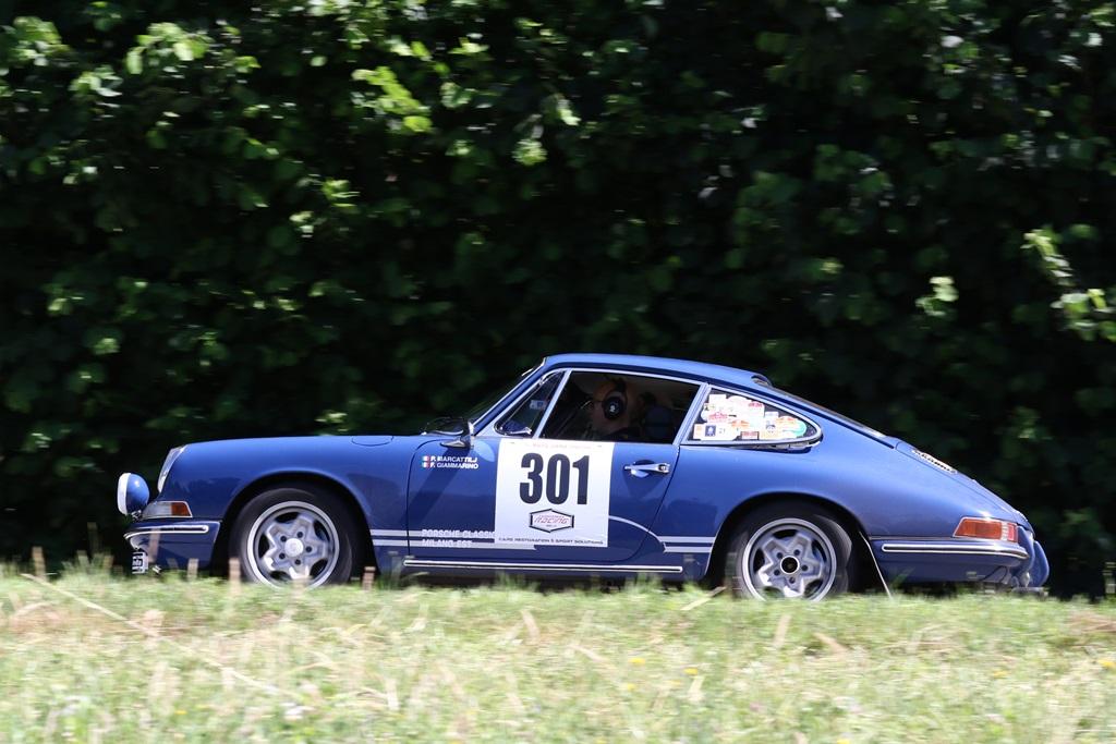 Rally Lana Storico: due trionfi Porsche anche nelle gare di regolarità.