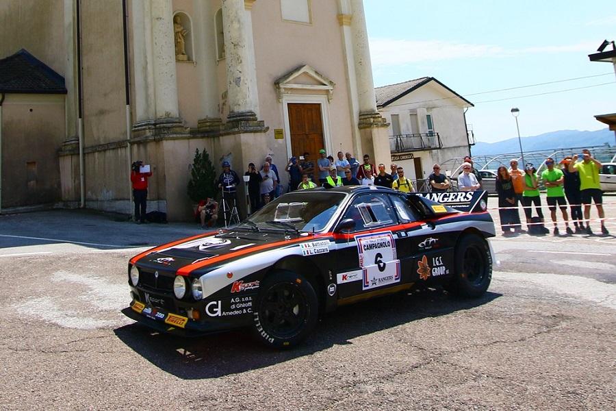 8° Memory Fornaca: giro di boa al Rally Campagnolo.