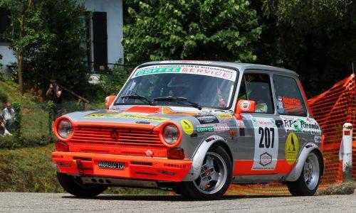 Trofeo A112 Abarth Yokohama: Rally Lana per 22 sfidanti