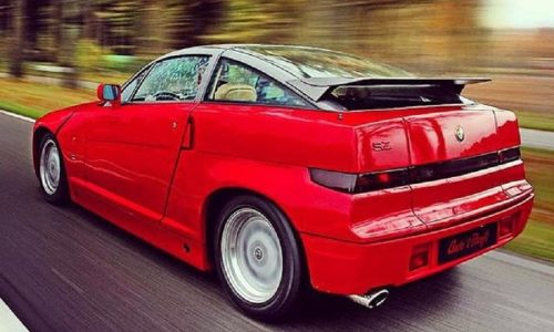 Alfa Romeo ES 30, la sportiva sperimentale compie 30 anni