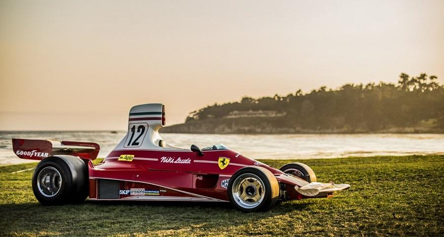 La Ferrari 312T di Niki Lauda, andrà all'asta!