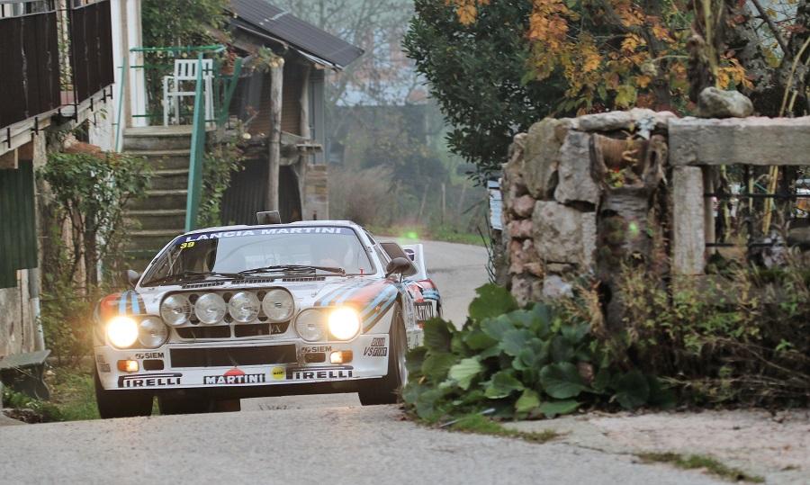 Ritorno alle origini ma con innovazione per il 17° Revival Rally Club Valpantena.