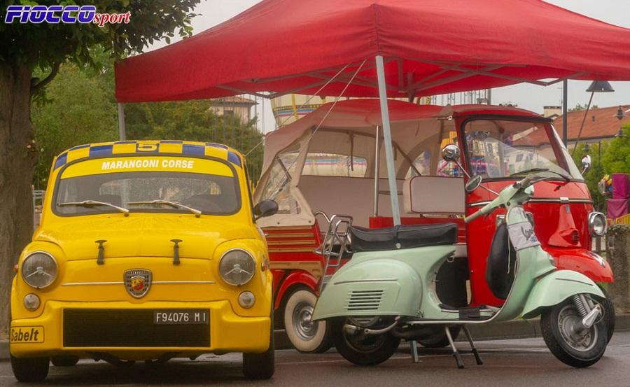 Tutto pronto per l'Expo Motor Day di Villadose 2019