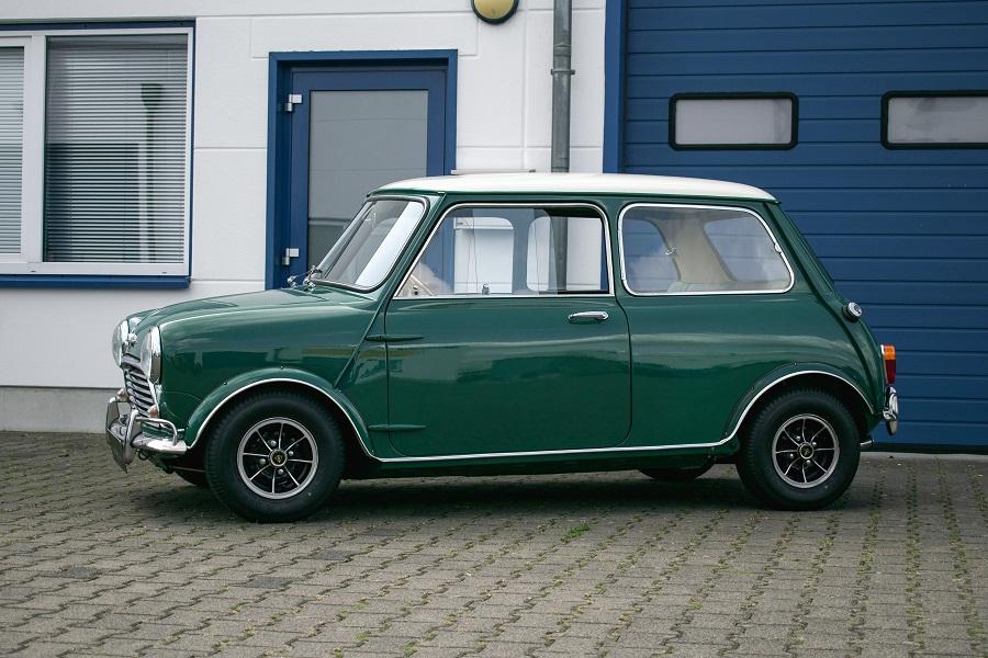 26 agosto 1959, nasceva la Mini… un icona della storia dell'auto!