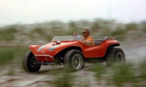 All'asta il Dune Buggy guidato da Steve McQueen in un noto film.