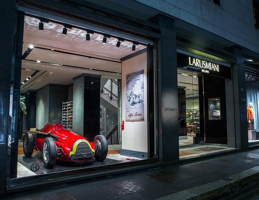 Nella settimana del GP d'Italia emozioni Alfa Romeo per tutti gli appassionati