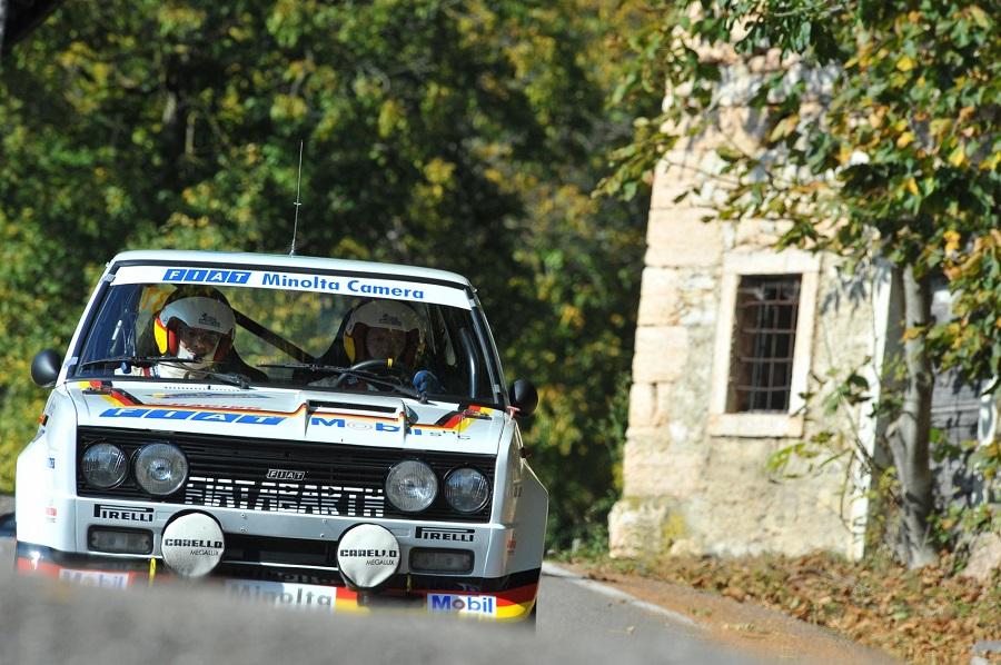 Il Trofeo Rally di Zona storico fa tappa al Due Valli 2019.