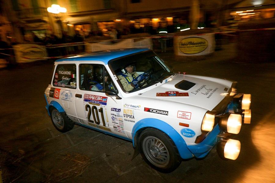 Trofeo A112 Abarth Yokohama: all'Elba Scalabrin si riconferma campione!