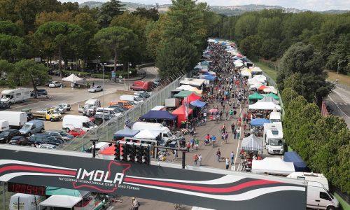 La Mostra Scambio più grande d'Italia: la 43^ di Imola.