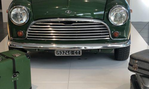 Al Museo Nicolis il compleanno dell'auto da tutti considerata la più famosa del Mondo. I 60 anni della Mini Minor!