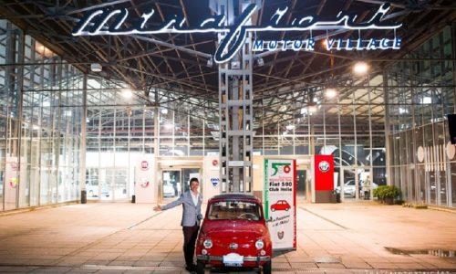 Fiat 500, domenica a Torino il sesto raduno del Club Italia