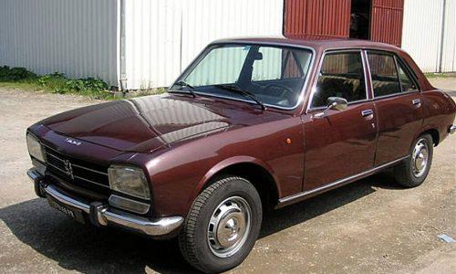 1969: la prima Auto dell'Anno di Peugeot è la 504.