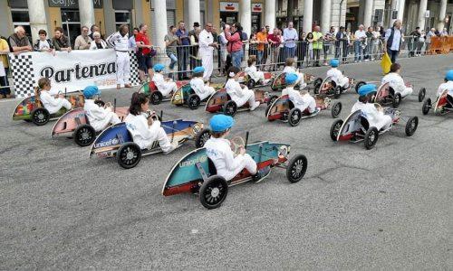 Anche UNICEF al 13° Trofeo Milano: per i più piccoli arriva il Mini GP.
