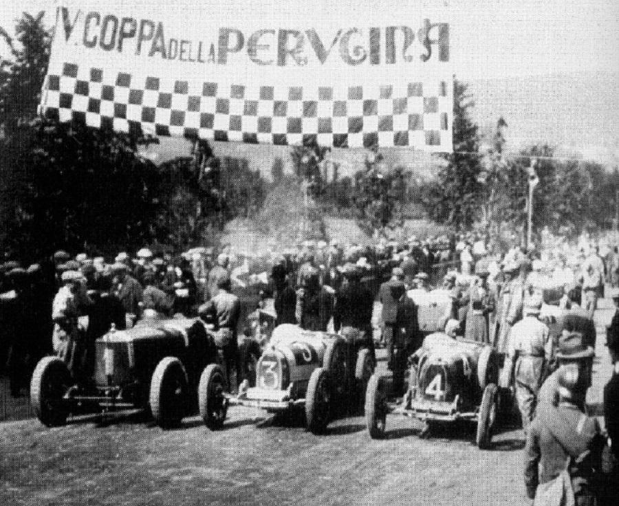 La Dolce Vita e La Grande Bellezza: il Museo Nicolis e la Coppa della Perugina a Padova nel centenario della carrozzeria Zagato
