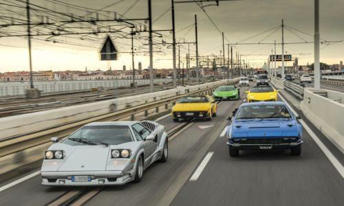 """Il Museo Nicolis nella giuria del autorevole Concorso d'Eleganza """"Lamborghini & Design""""."""