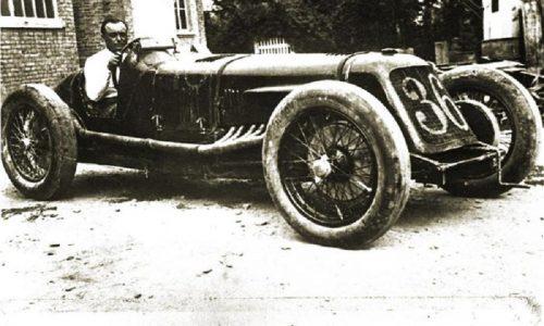 Maserati Tipo V4, 90 anni fa record a Cremona di Borzacchini