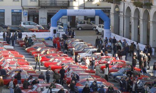 Lancia Fulvia International Meeting: una grande festa a Biella.