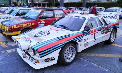 172 partenti al 17° Revival Rally Club Valpantena.