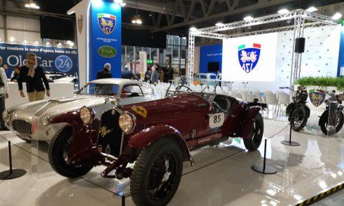 L'ASI incontra il pubblico a Milano AutoClassica 2019 festeggiando 100 anni di Zagato.