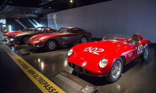 Museo Auto Torino celebra centenario geniale Scaglietti.