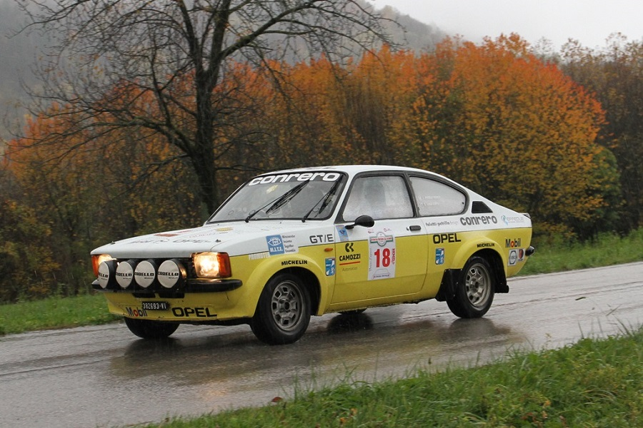 Trofeo Rally ACI Vicenza: si è messa in moto l'edizione 2020.