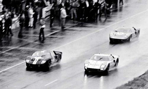 Ford-Ferrari a Le Mans: la rivalità raccontata al cinema.