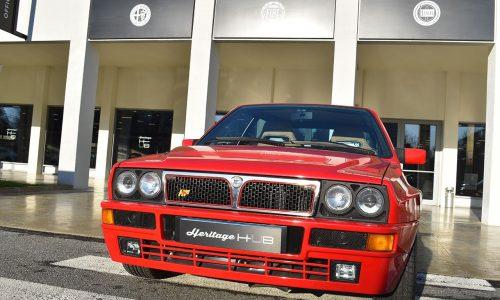 """""""Heritage Parts"""": al debutto la nuova linea di ricambi per vetture classiche."""