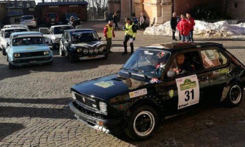 Giunta al termine anche la Coppa dedicata alla Fiat 127.