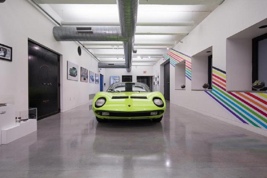 Lamborghini, ad Art Basel Miami Beach con Miura.