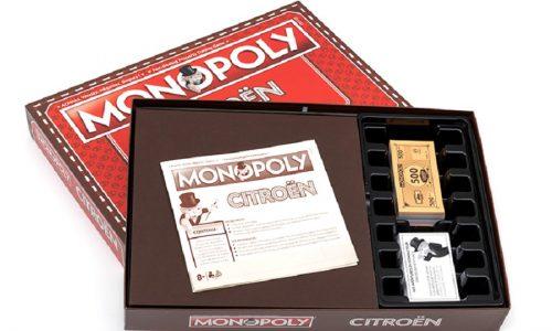 L'edizione speciale del Monopoli targata Citroën!