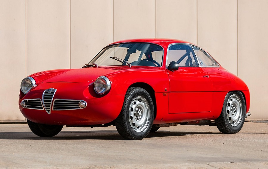 Le 4 Alfa Romeo della prima asta del 2020.