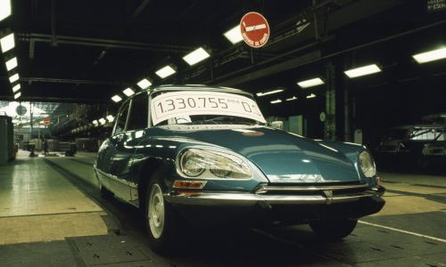 DS Pallas, nel 1964 la rivoluzione di stile alla francese.