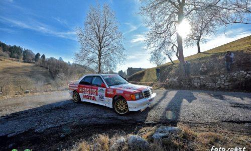 Tutte le validità del Lessinia 2020, rally storico e regolarità sport.