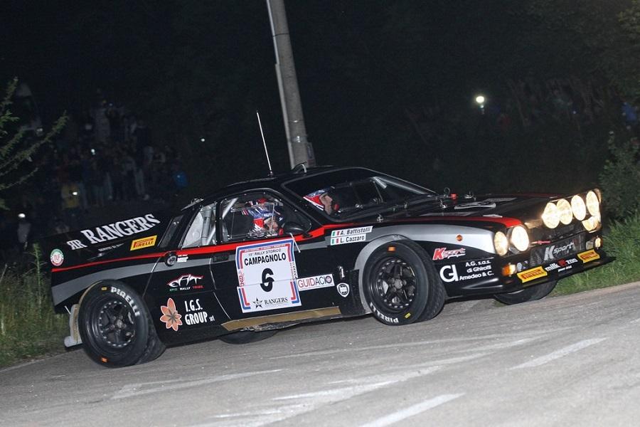 Il Trofeo Rally ACI Vicenza riparte da Scorzè.