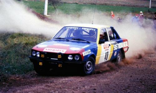 Quando la Casa del Leone sfidò il mondo dei rally con la 505 a gasolio.
