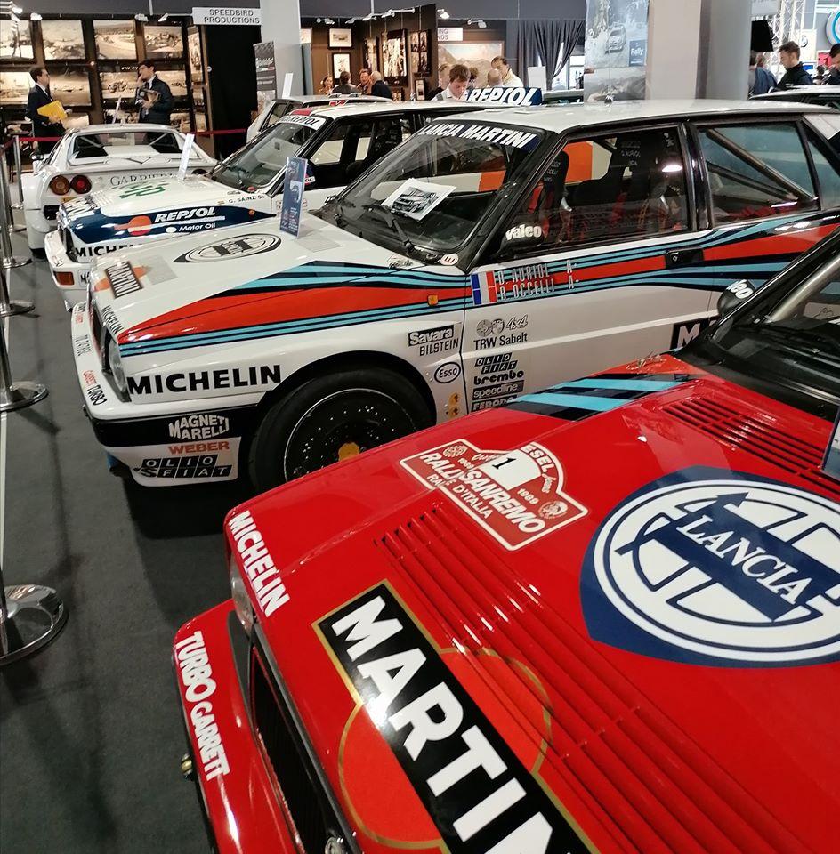 Rally Meeting 2020 all'Expo Bassano questo fine settimana.