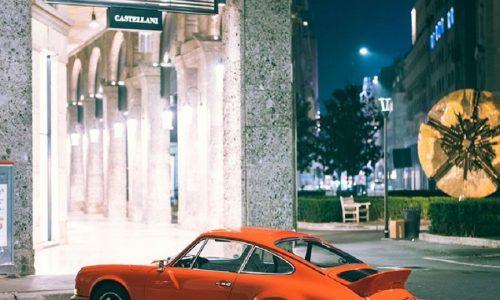 A Milano il via libera alla circolazione dei veicoli d'epoca.