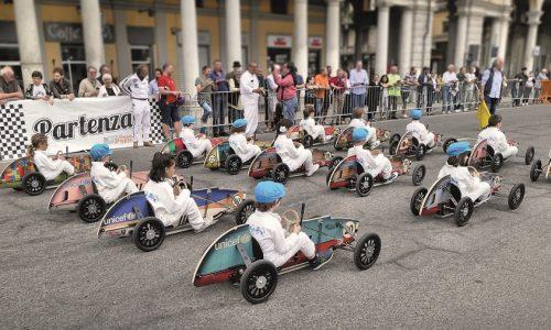 ASI e Unicef insieme per il campionato delle auto a pedali.
