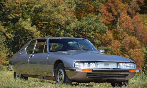 Cinquant'anni della Citroen Maserati ovvero la DS SM.