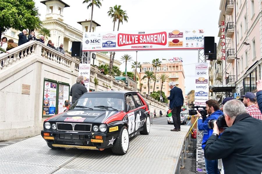 Il 35° Sanremo Rally Storico corre da solo!