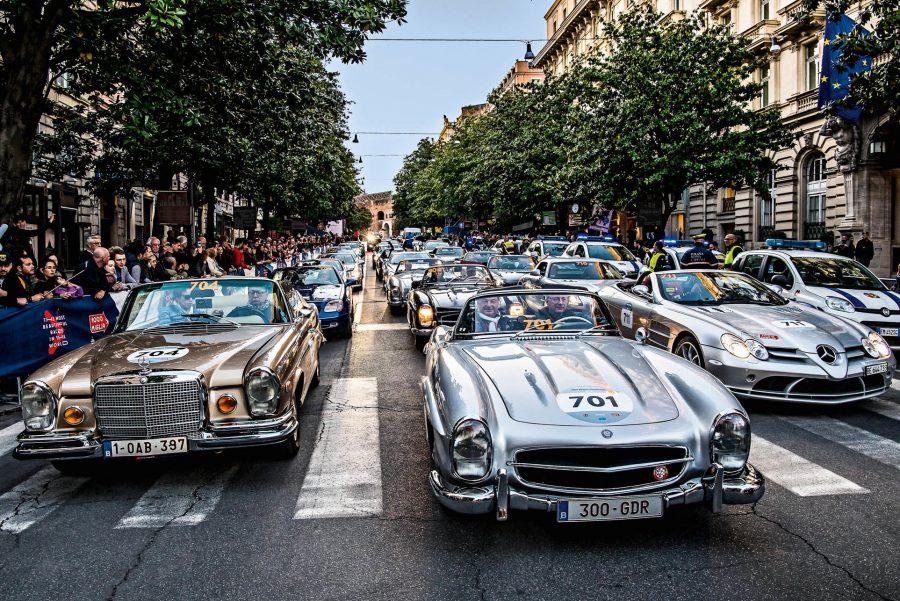 Il Mercedes Challenge 2020 alla 1000 Miglia!