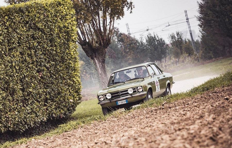 Opel Ascona, la tedesca compie cinquant'anni.