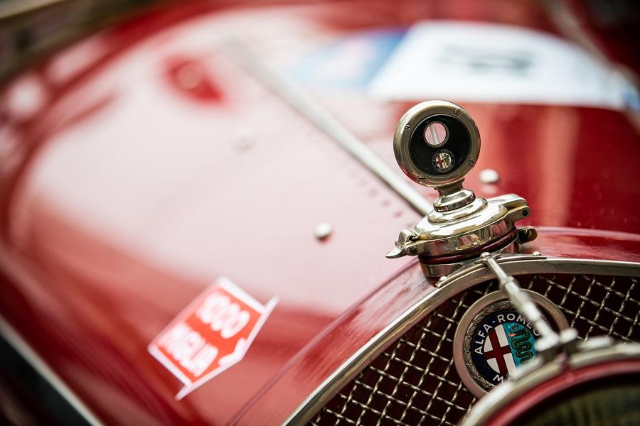 """Alfa Romeo nuovamente regina della """"1000 Miglia""""."""