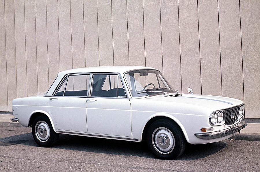 La Lancia Flavia festeggia i 60 anni.