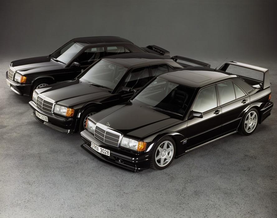 Mercedes 190 'EVO II', 30 anni fa la supercar da 235 CV.